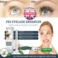 💙FEG Original Rapid Growth Serum 3ml EyeLash Enhancer Brush Liquid EyeLash Oil