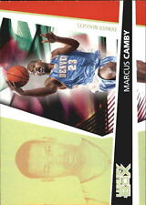 2005-06 Topps Luxury Box 200 #56 Marcus Camby Nuggets /200