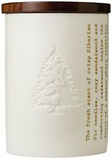 Thymes Frasier Fir Ceramic Heritage Candle 9 oz.
