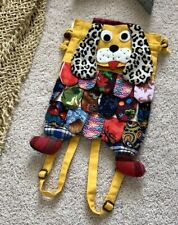 Children's Backpack Dog Handmade