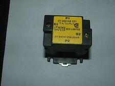 Mte Transformador de corriente CT ratio 20A-25Ma control del motor detección de carga