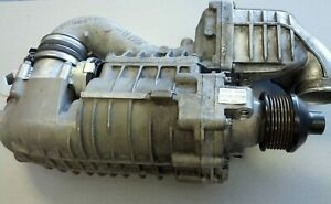 02-05 Mercedes SLK230 C230 Supercharger A 2710902180 in excellent condition LOOK