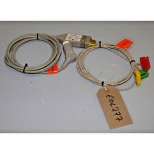 3 lead ECG patient trunk cable IEC for Philips Envisor / HD 1198980310387