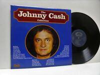 JOHNNY CASH the johnny cash collection 3X LP EX+/VG, SHM 822, 849, 862, vinyl,