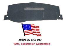 Chevy Tahoe 2007-2013 Gray Carpet Dash Board Dash Cover Mat (1 Glove Box) CH83-0