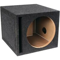 "ATREND E10SV BBox Series Single-Vented Subwoofer Enclosure (10"""")"