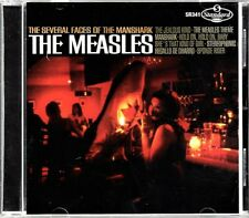 THE MEASLES / THE SEVERAL FACES OF THE MANSHARK - Near-Mint CD