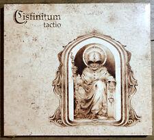CISFINITUM Tactio CD Organum Zoviet France Rapoon David Jackman Lustmord SEALED