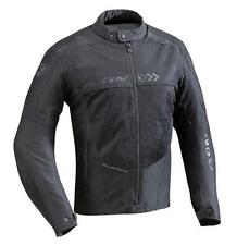 Chaqueta, Jacket  Ixon Alloy Perforada Negro T.3XL