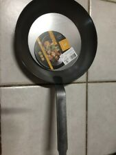 """New listing New Matfer Bourgeat Black Steel Fry Pan, 11 7/8"""" Made In France"""