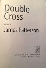 Alex Cross:Double Cross No 13 Book James Patterson 2007 HC NO DJ Murder Mystery