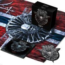 Tsjuder - Antiliv CD 2015 black metal Norway Season of Mist limited box