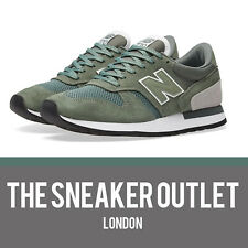Mens New Balance 770 SGG Trainers UK Size 11 EUR 45.5 US 9 Suede Made In England