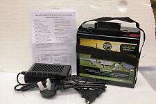 LEOCH  LPC26-12 26ah Golf Battery, T-BAR and Charger Combo,POWAKADDY  MOCAD Etc
