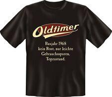 Partyshirt Funshirt T-shirt Oldtimer Baujahr 68 XXL
