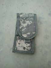 ACU DOUBLE MAG POUCH MOLLE 2 X 30 ROUND Holds 2 30 mags NEW