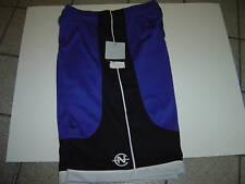 NEW MENS NAUTICA COMPETITION ROYAL BASKETBALL SHORTS SIZE S