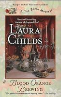 Blood Orange Brewing (Tea Shop Mysteries), Childs, Laura, Very Good Book