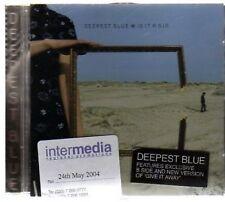 (AX96) Deepest Blue, Is It A Sin - DJ CD