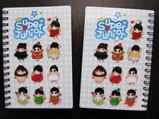 [Super Junior]- SUJU Cute & Adorable Cartoon Notebook (3rd Asian Tour)