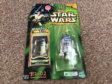 More details for star wars kenny baker r2d2 signed figure with exact proof picture