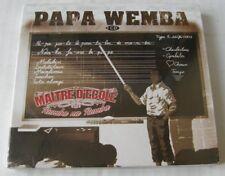 PAPA WEMBA (2CD) MAITRE D'ECOLE -  NEUF SCELLE