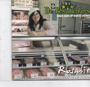 De Boswachters-Rosalie cd single