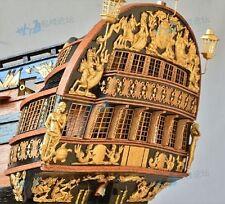 "Model Ship Kits Scale 1/50 1304mm 51.3"" INGERMANLAND 1715 Version 2014 Free Post"