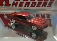 71 PONTIAC GTO JUDGE 455 HO MUSCLE CAR 1/64 ADULT COLLECTIBLE SECOND GENERATION