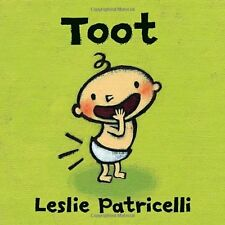 Toot (Leslie Patricelli board books) by Leslie Patricelli