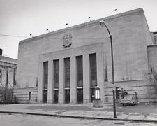 Buffalo Memorial Auditorium The Aud Buffalo Sabres Bison & Braves 8 X 10 Photo