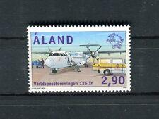 Aland  1999  125° anniversario dell'UPU  Mnh