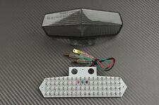 Headlight Faro Fanale POSTERIORE per DUCATI oscurato All Multistrada 1100 2006