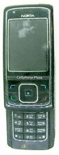 Nokia 6288 RM-78 - Black Untested For parts cellphone