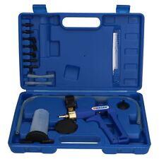Handheld Vacuum Brake Bleed Kit / Line Bleeding Adaptors 0 - 30 PSI