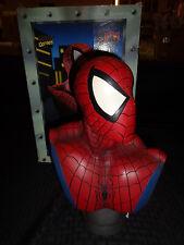 Marvel comics Spider-Man Bust Legends In 3 Dimension