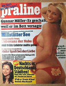 Heidi brühl nackt playboy