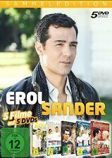 SAMMLEREDITION ? EROL SANDER ? 5 DVDs/FILME NEU OVP