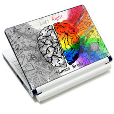 "Laptop Sticker Skin Decal Cover F 11""~15.6"" HP Dell Toshiba Lenovo Musical Brain"