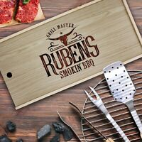 Custom Personalized Premium Grill Set with Tools - Grilling Utensil Gift Set