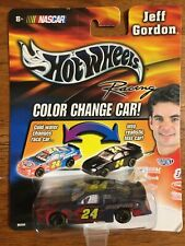 2003 Hot Wheels 1:64 Jeff Gordon #24 Car Color Change - NIP VGC Free Shipping