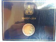 Moneta Commemorativa 2 Euro 25 Anniversario del crollo del muro di Berlino 2014