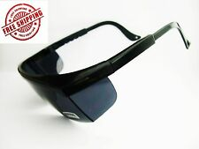 NEU!! BLACK SUNGLASSES UV TOGETHER MOTORCYCLE HELMET-PROTECT=SUNLIGHT,Dust,Com