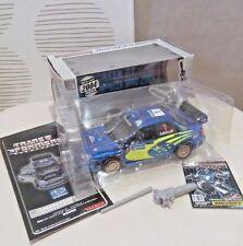 TransFormers BinalTech BT-07 #1 Solberg SmokeScreen GT Subaru STi Impreza WRC 04