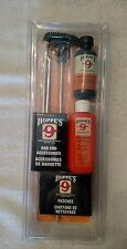Universal Gun Cleaning Kit Hoppe's 9 Set Lubricating Oil/Solvent/Extra's