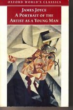 A Portrait of the Artist as a Young Man - James Joyce P/B