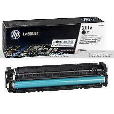 HP 201a Black Original LaserJet Toner Cartridge CF400A