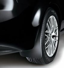 Alfa Romeo 159 delantero mudflaps/barro Solapas Par Nuevo Y Genuino 50903092
