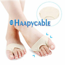 New 1 Pair Metatarsal Sore Ball of Foot Gel Pads Pain Cushions Forefoot Support