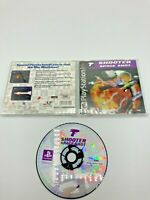 Sony PlayStation 1 PS1 PSOne CIB Complete Tested Shooter Space Shot Ships